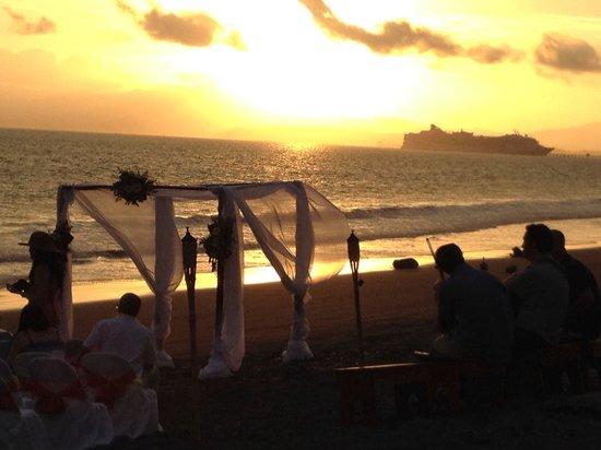 Hotel Praiamar: Wedding