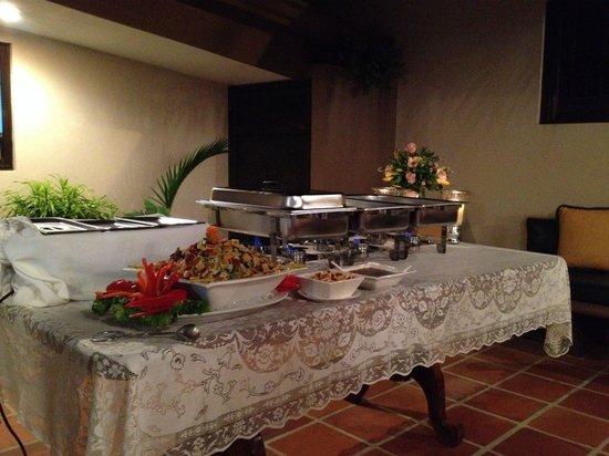 Hotel Praiamar: Event