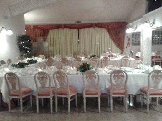 Leo Hotel: l elegante ristorante