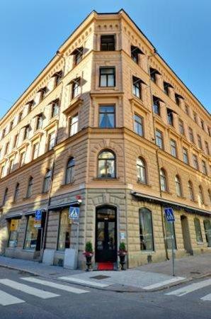 Hotel Hansson: Entrance