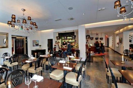 Hotel Hansson: Restaurant
