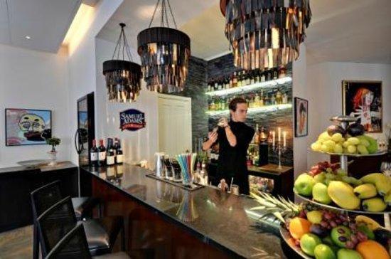 Hotel Hansson: Bar