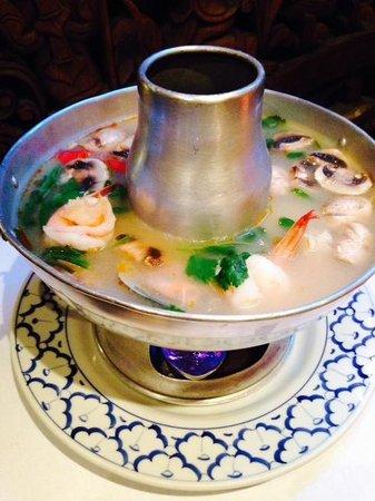 Thai Elephant Restaurant Leamington Spa