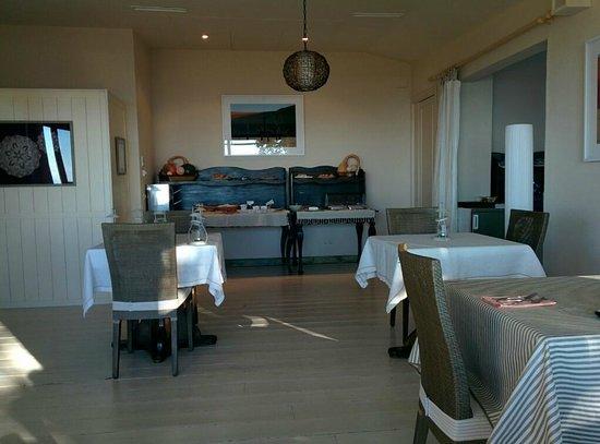 Hotel Nabia: desayuno