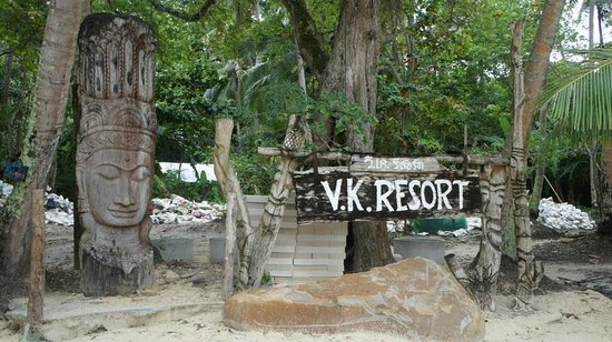 Viking Natures Resort: Playa