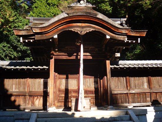 Hie Shrine : 本殿