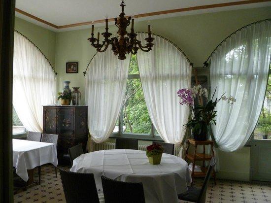 Hotel Park Villa: Frühstücksraum