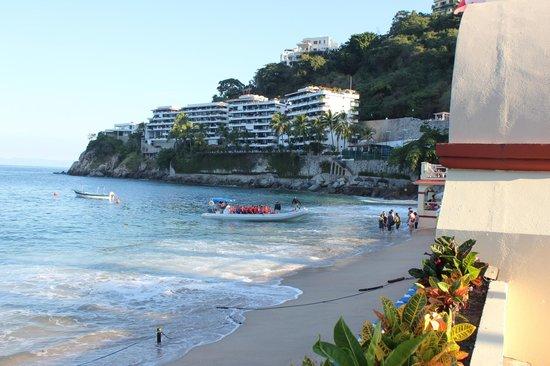 Barcelo Puerto Vallarta : the small beach