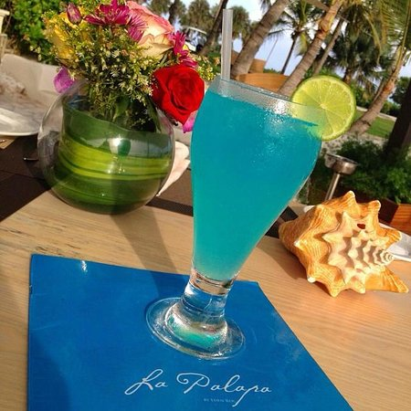 La Palapa by Eden Roc: La Palapa Cocktail