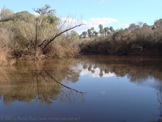 Colon, Аргентина: Lago Interno en el Palmar