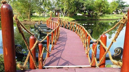 The Zuri Kumarakom: resort