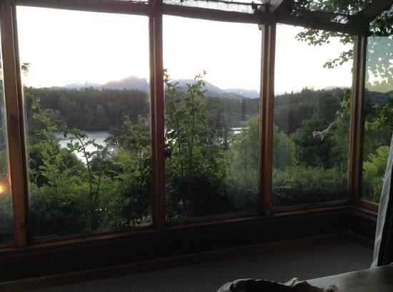 Las Ramblas de Puerto Manzano : Viste desde mi cuarto en Las Ramblas