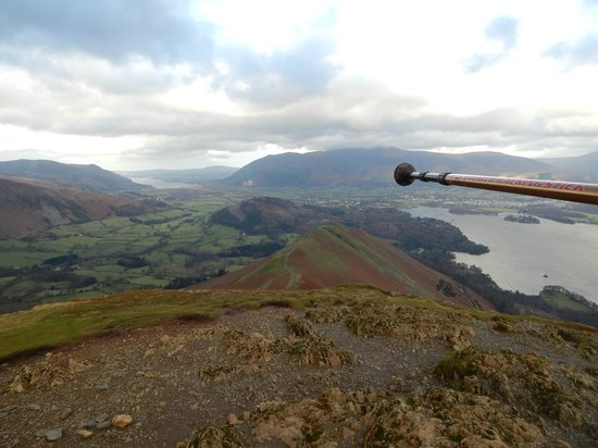 Orrest Cottage: Catbells Summit