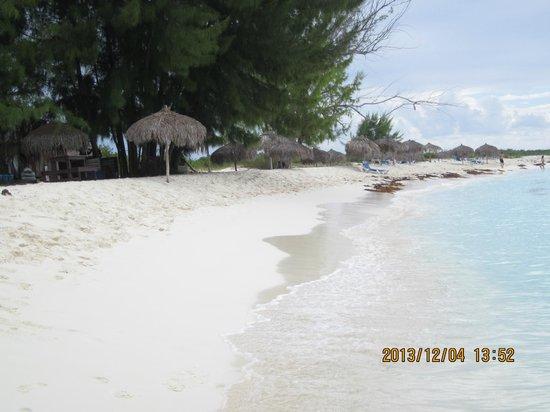 Playa Paraiso : Just keep walking
