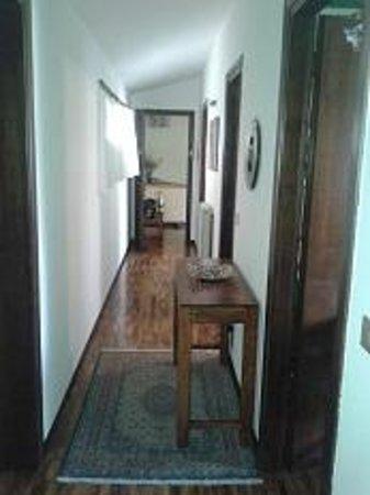 Villa Pace: piano superiore