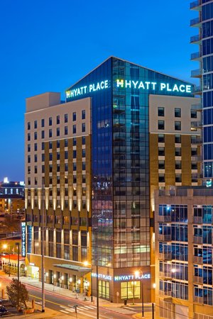 Conference Hotels Hyatt Place Nashville Downtown Room Block Is Full For The Nights Of July 8 9 And 10