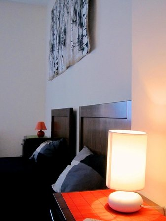 Hostel Indigo: Twin room