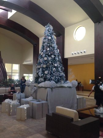Now Larimar Punta Cana : Christmas at NOW Larimar