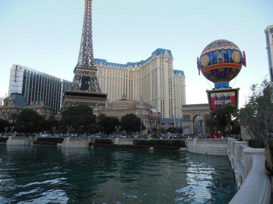 WorldMark Las Vegas-Boulevard : 10 minute trip from the Worldmark