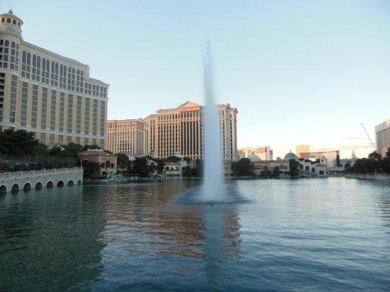WorldMark Las Vegas-Boulevard : The Fountains along the strip