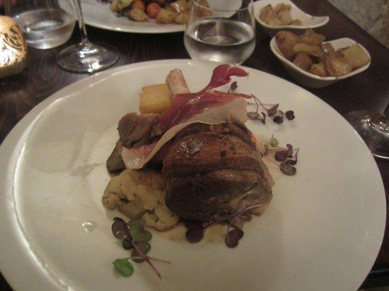 Guze Bistro : Braised Lamb