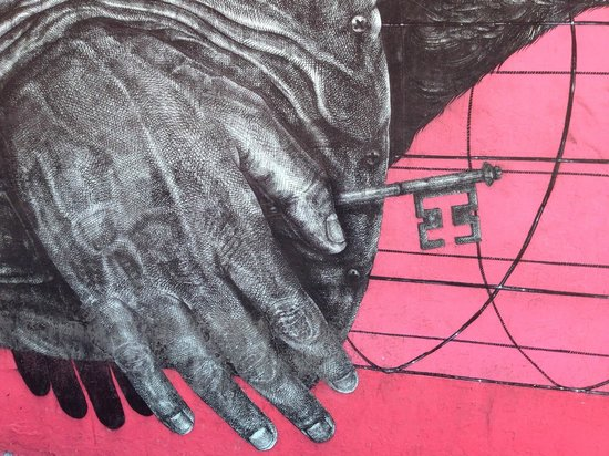 The Art Experience : Interesting street art