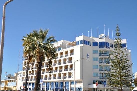 Hotel Eva exterior