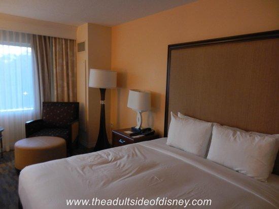 Hilton Orlando Bonnet Creek: standard room
