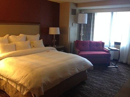 San Francisco Marriott Marquis: Nice Room
