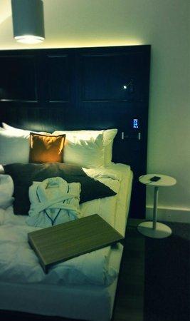 Radisson Blu Plaza Hotel, Helsinki: приятная кровать