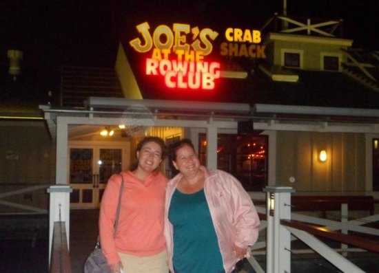 entrada co joe s crab shack picture of joe s crab shack san diego rh tripadvisor com