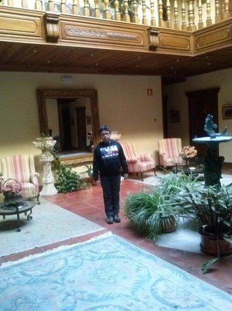 Hotel Torremilanos: Interior del hotel