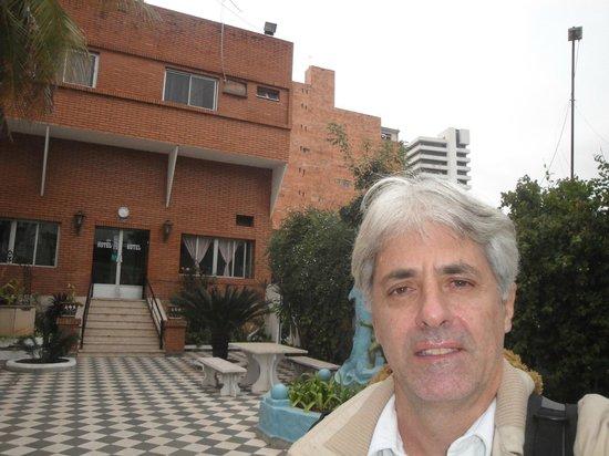 Hotel La Espanola: Fachada do Hotel La Española, em Assunção