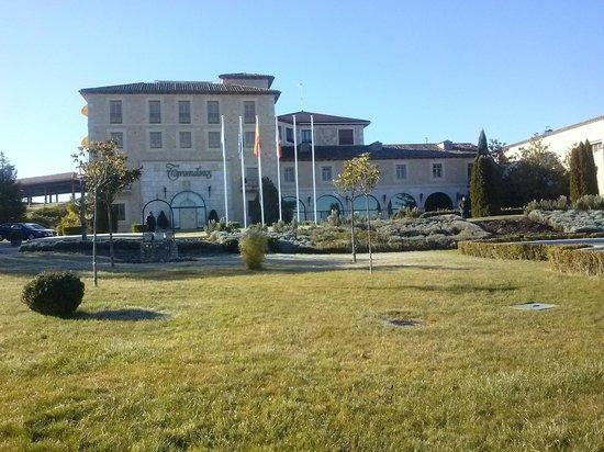 Hotel Torremilanos : Vista del hotel