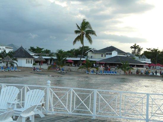 Royal Decameron Club Caribbean: batiment principal