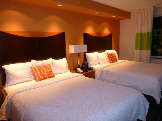 Fairfield Inn & Suites Naples: Cozy!