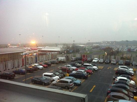 Hampton by Hilton Liverpool/John Lennon Airport: view from room