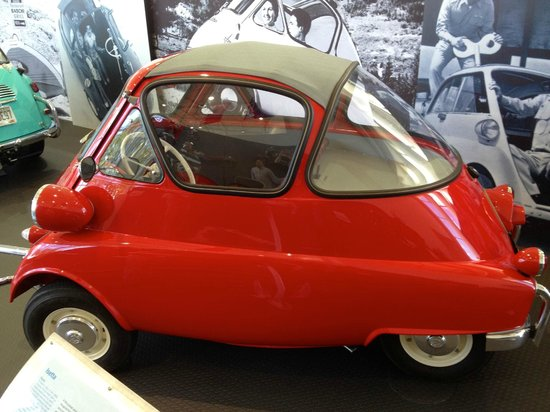 Bmw Isetta Picture Of Bmw Zentrum Spartanburg Tripadvisor