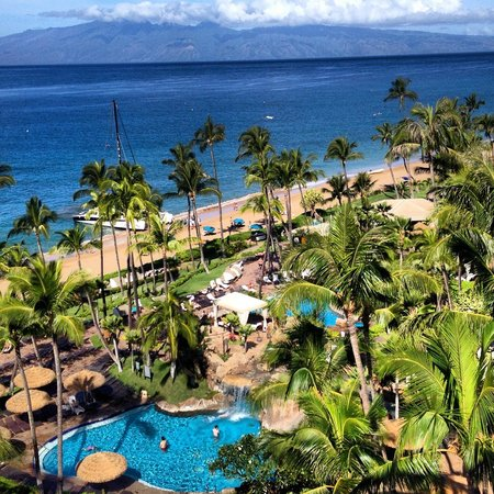 The Westin Maui Resort & Spa, Ka'anapali : View from our room