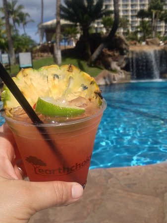 Westin Maui Resort And Spa: Drink Special.. yum!