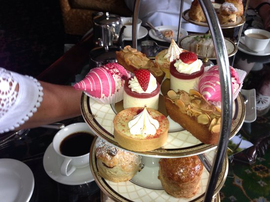 Wynyard Hall: Fabulous afternoon tea