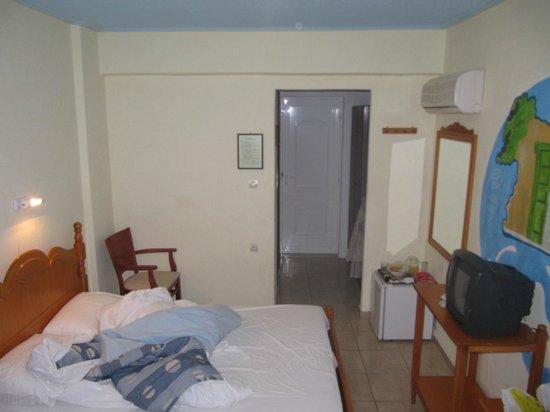Ionia Hotel Skopelos: Habitación.