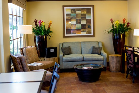 BEST WESTERN Beachside Inn: The lobby