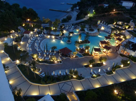 Amfora, hvar grand beach resort: Amfora Hotel