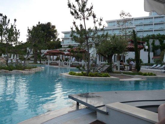 Amfora Hvar Grand Beach Resort: Amfora Hotel