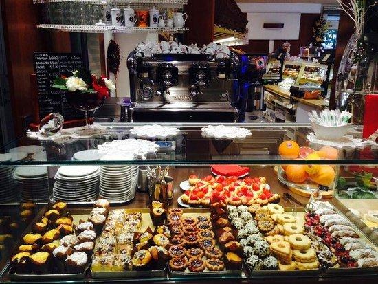 Panificio Diaferio: La caffetteria