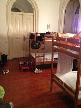 LxCorner Hostel: Camerata da 8 letti
