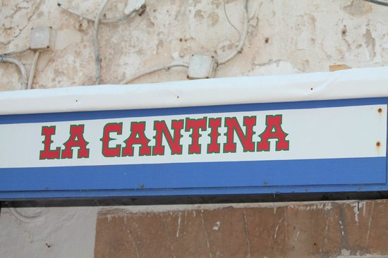 La Cantina: Despite the name, it's mostly western fare.