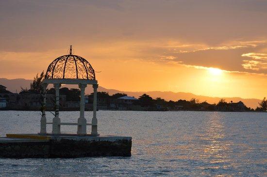 Sandals Montego Bay : Sunset