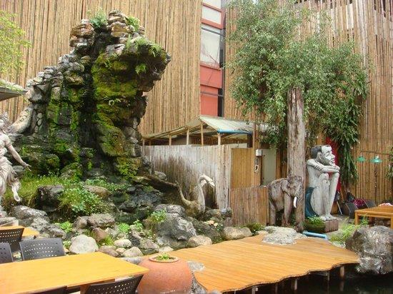 Villa Cha-Cha: exterieur - cadre agreable